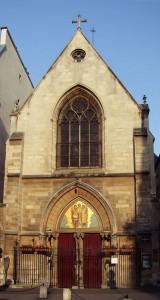 Catedrala ortodoxă românească Sfinții Arhangheli, din Paris