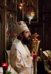 IPS Mitropolit Iosif vorbind la catedrala română din Paris