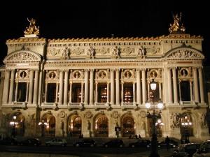 Palatul Garnier al Operei naționale din Paris