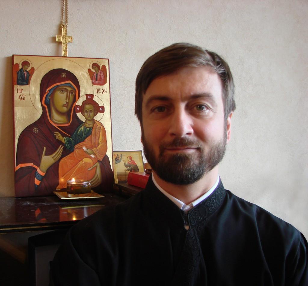 Preot Bogdan Florin Vlaicu