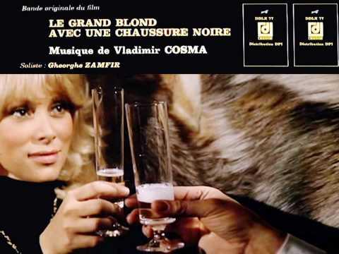 """Afișul filmului """"Marele Blond cu un pantof negru"""""""