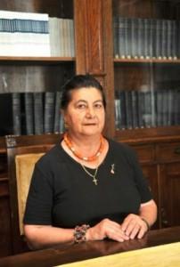 Academician Sabina Ispas