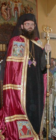 IPS Nicolae, Arhiepiscop român al celor două Americi