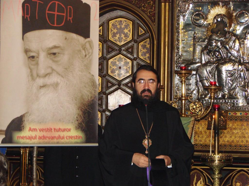 IPS Mitropolit Iosif  vorbind despre Părintele Calciu la conferința Martor 2