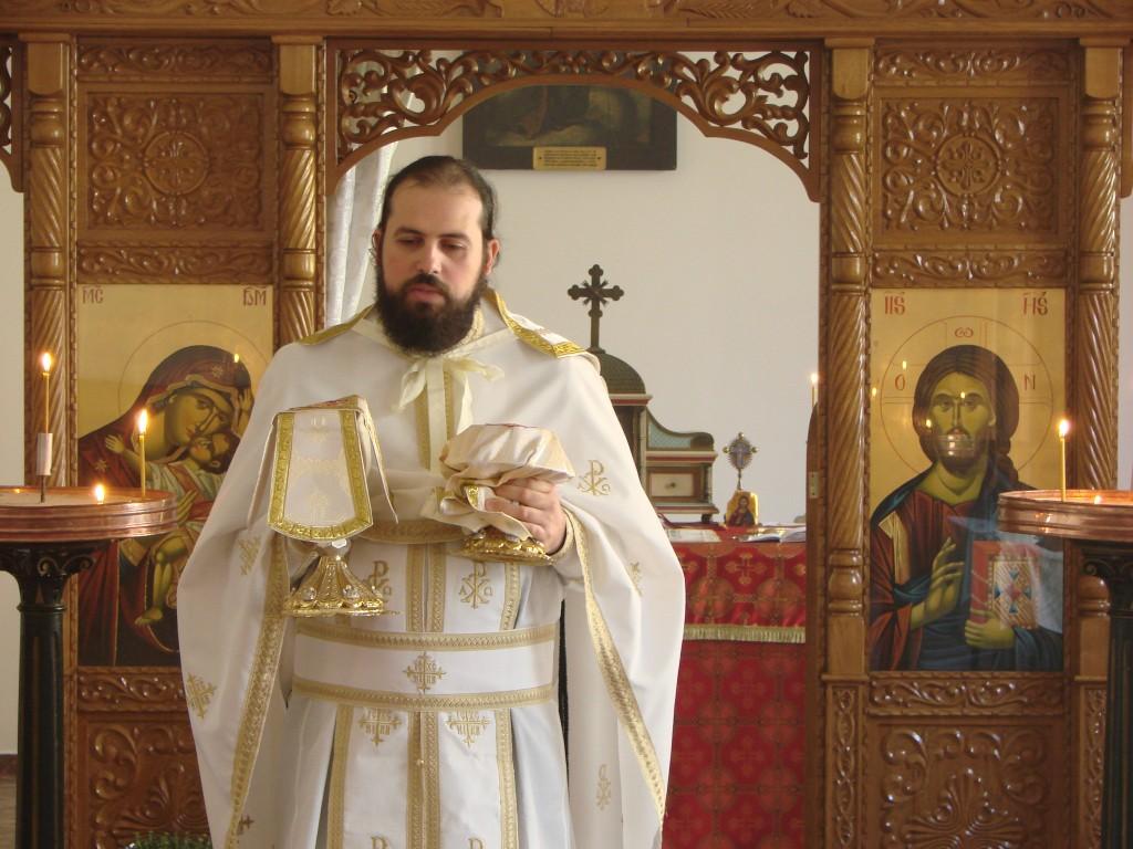 Părintele David Pop
