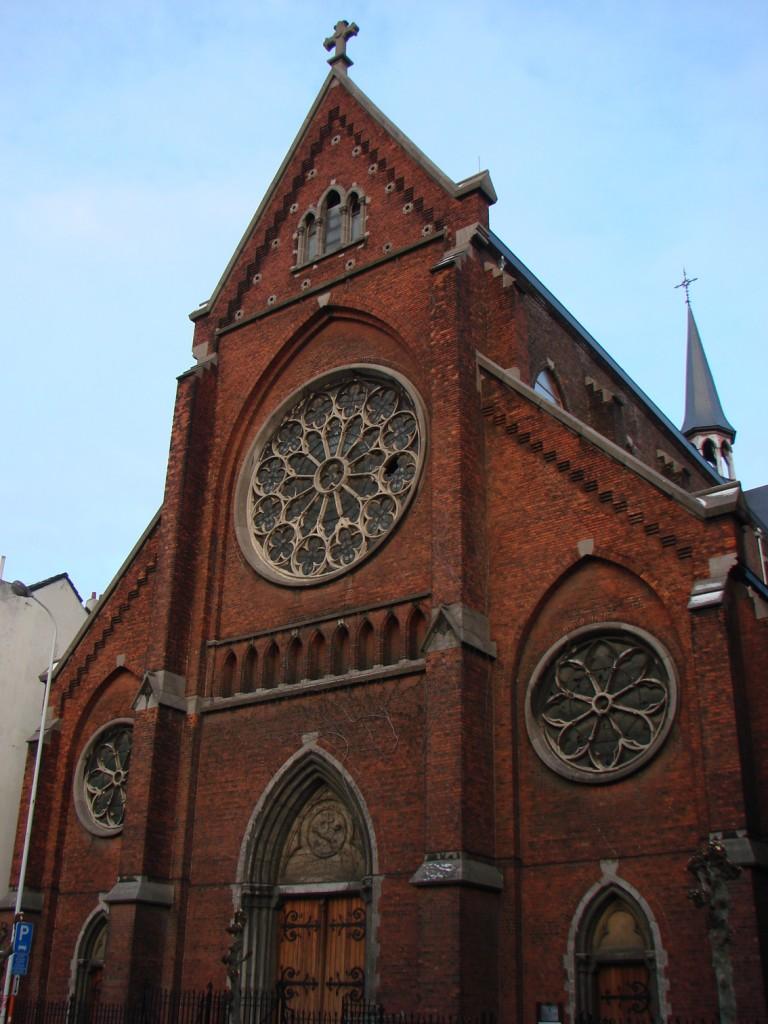 Biserica ortodoxă românească Sfântul Nicolae din Bruxelles