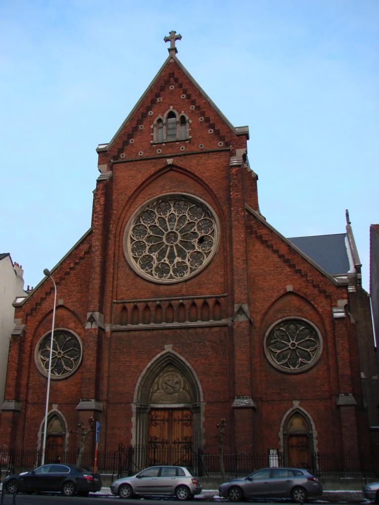 Catedrala ortodoxă română Sfântul Nicolae din Bruxelles