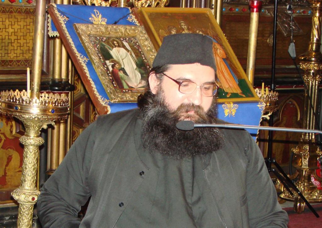 Părintele Moise Iorgovan de la Oașa