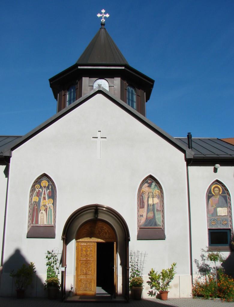 Catedrala ortodoxă română din Nürnberg