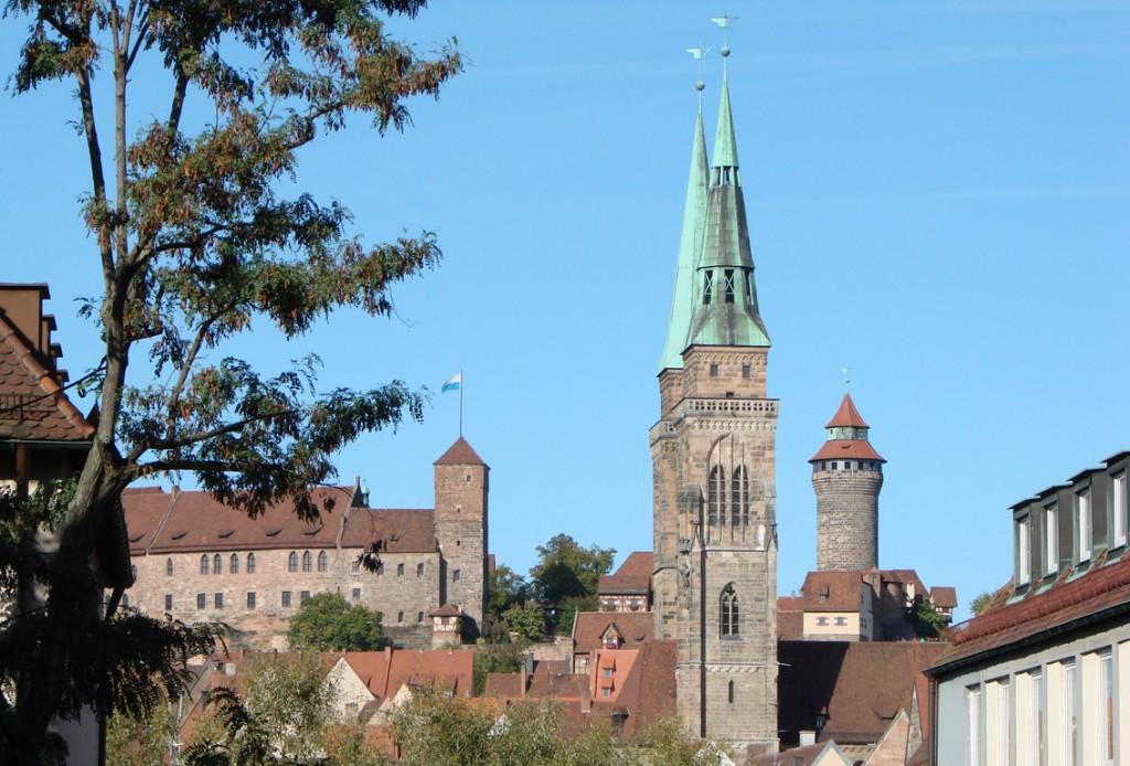 Popas la Nürnberg